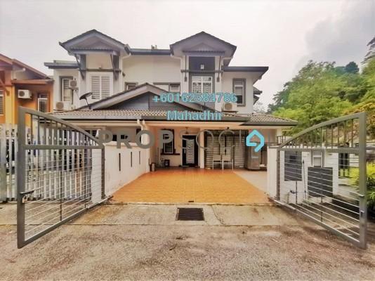 Terrace For Sale in Taman Sierra Ukay, Ampang Jaya Freehold Semi Furnished 4R/3B 1.25m