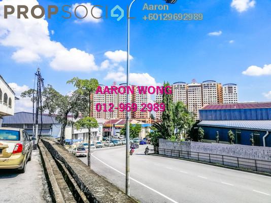 Apartment For Sale in Taman Bukit Permai, Cheras Freehold Semi Furnished 3R/2B 185k