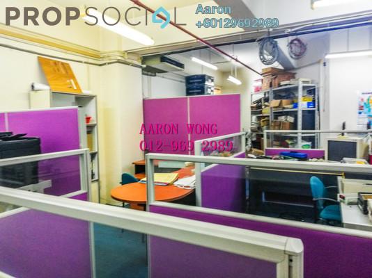 Office For Sale in Kelana Square, Kelana Jaya Freehold Semi Furnished 1R/1B 350k
