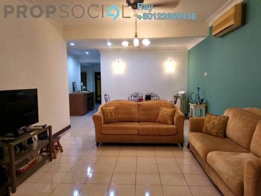 Condominium For Sale in Maxwell Towers, Gasing Heights Freehold Fully Furnished 3R/3B 770k
