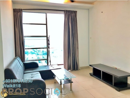 Condominium For Rent in Horizon Residence, Bukit Indah Freehold Fully Furnished 3R/2B 1.4k