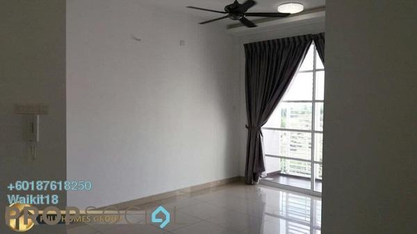 Condominium For Rent in Horizon Residence, Bukit Indah Freehold Semi Furnished 3R/2B 1.2k