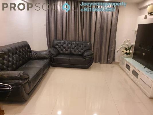Condominium For Rent in Mas Kiara Residences, TTDI Freehold Semi Furnished 3R/2B 2.5k