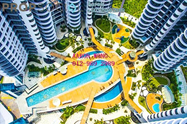 Condominium For Sale in 11 Mont Kiara, Mont Kiara Freehold Semi Furnished 5R/5B 5.8m