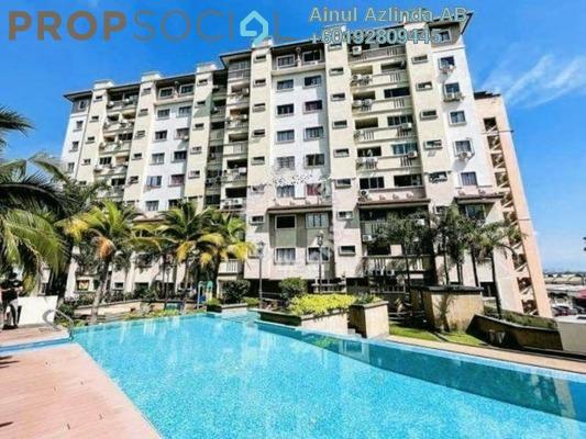 Condominium For Sale in Koi Legian, Bandar Puchong Jaya Freehold Semi Furnished 3R/2B 380k