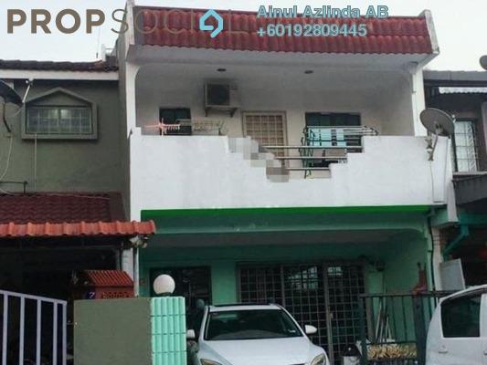 Terrace For Sale in Taman Kinrara, Bandar Kinrara Freehold Semi Furnished 4R/3B 588k