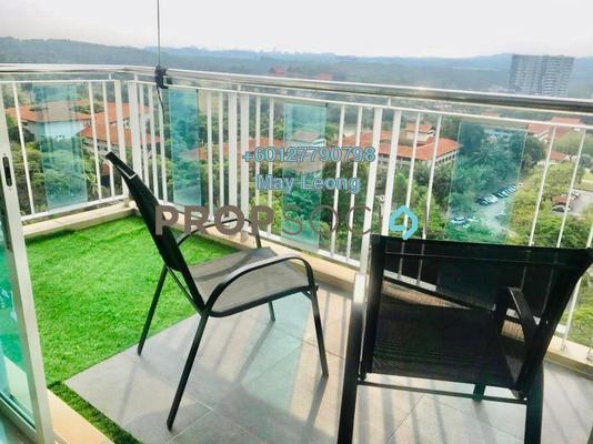 Condominium For Rent in Amaya Saujana, Saujana Freehold Semi Furnished 3R/3B 2.8k