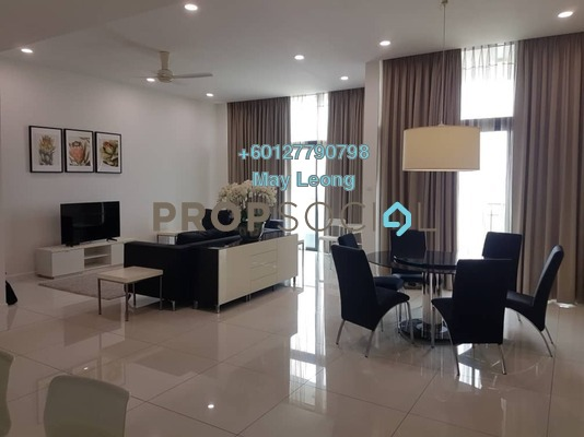 Condominium For Rent in Tropicana Grande, Tropicana Freehold Fully Furnished 3R/4B 8.5k