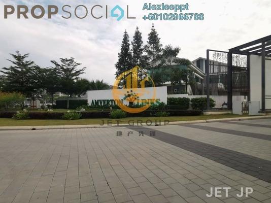Terrace For Rent in Amverton Links, Klang Freehold Unfurnished 5R/4B 1.7k