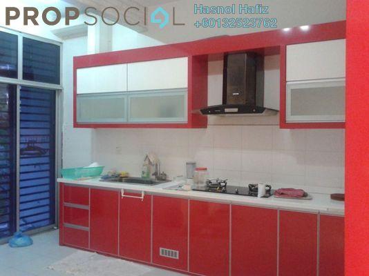 Terrace For Rent in Taman Mawar, Bandar Baru Salak Tinggi Freehold Unfurnished 4R/3B 1.4k