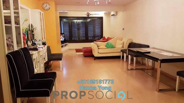 Condominium For Rent in Riana Green, Tropicana Freehold Fully Furnished 3R/3B 4.2k