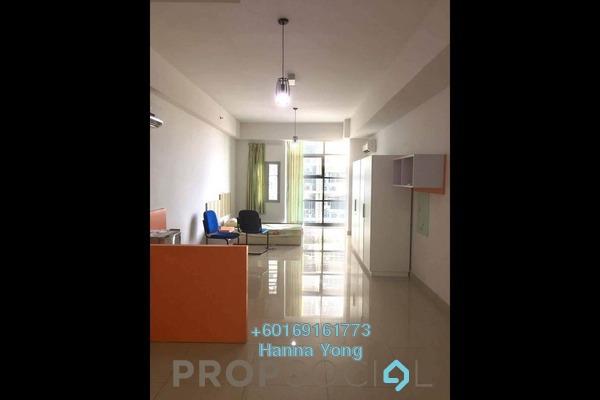 SoHo/Studio For Sale in First Subang, Subang Jaya Freehold Fully Furnished 1R/1B 420k