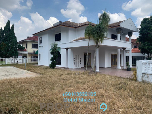 Bungalow For Sale in Bandar Teknologi Kajang, Semenyih Freehold Unfurnished 5R/4B 1.47m