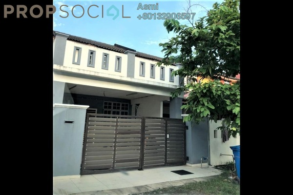 Terrace For Sale in Taman Subang Perdana, Subang Leasehold Fully Furnished 4R/2B 480k