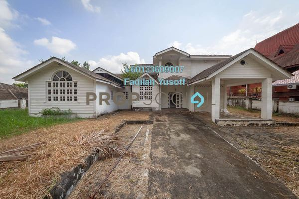 Bungalow For Sale in Section 9, Shah Alam Freehold Unfurnished 5R/4B 2m