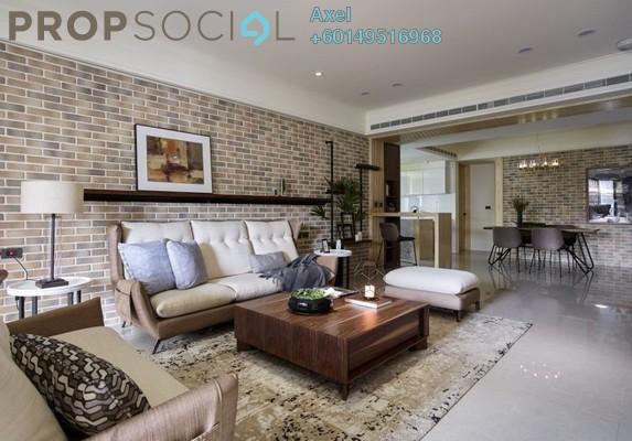 Condominium For Sale in Taman Wahyu, Jalan Ipoh Freehold Semi Furnished 4R/3B 629k