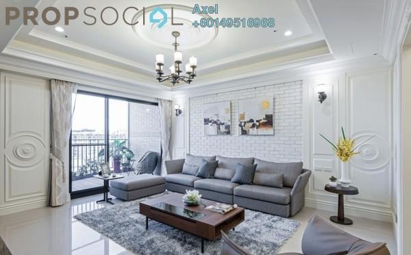 Condominium For Sale in Pavilion Mall, Bukit Bintang Freehold Semi Furnished 4R/3B 639k