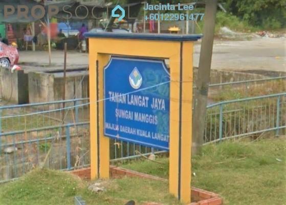 Bungalow For Sale in Taman Langat Jaya, Banting Freehold Unfurnished 5R/5B 599k