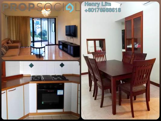 Condominium For Rent in Lanai Kiara, Mont Kiara Freehold Fully Furnished 3R/2B 2.8k