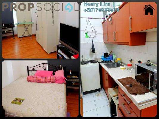 SoHo/Studio For Rent in Maytower, Dang Wangi Freehold Fully Furnished 0R/1B 1.1k