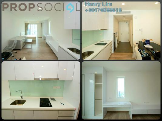 SoHo/Studio For Rent in One @ Bukit Ceylon, Bukit Ceylon Freehold Fully Furnished 0R/1B 1.6k