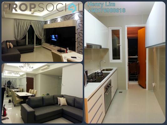 Condominium For Sale in Gaya Bangsar, Bangsar Freehold Fully Furnished 2R/2B 970k
