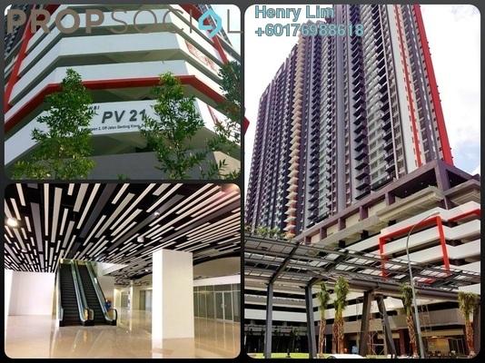 Shop For Rent in Platinum Lake PV21, Setapak Freehold Unfurnished 0R/0B 12.4k