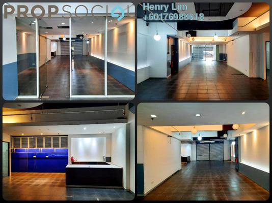 Shop For Rent in Phileo Damansara 1, Petaling Jaya Freehold Semi Furnished 0R/0B 4.7k