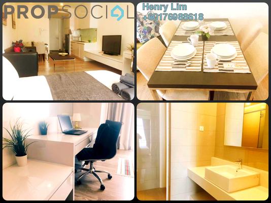 SoHo/Studio For Rent in One @ Bukit Ceylon, Bukit Ceylon Freehold Fully Furnished 0R/1B 1.5k