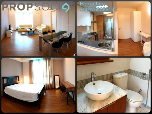 Condominium For Rent in i-Zen Kiara I, Mont Kiara Freehold Fully Furnished 1R/2B 2.2k