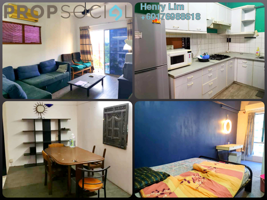Terrace For Sale in PP 2, Taman Putra Prima Freehold Semi Furnished 4R/4B 830k