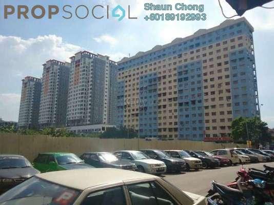 Apartment For Sale in Impian Baiduri, Petaling Jaya Freehold Semi Furnished 3R/2B 112k
