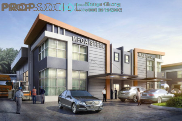 Factory For Sale in Lekas Technology Park, Semenyih Freehold Unfurnished 0R/6B 4.8m