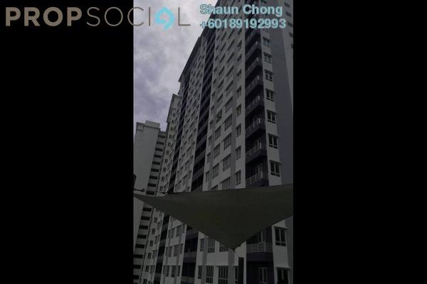 Condominium For Sale in Saville @ Kajang, Kajang Freehold Unfurnished 3R/2B 420k
