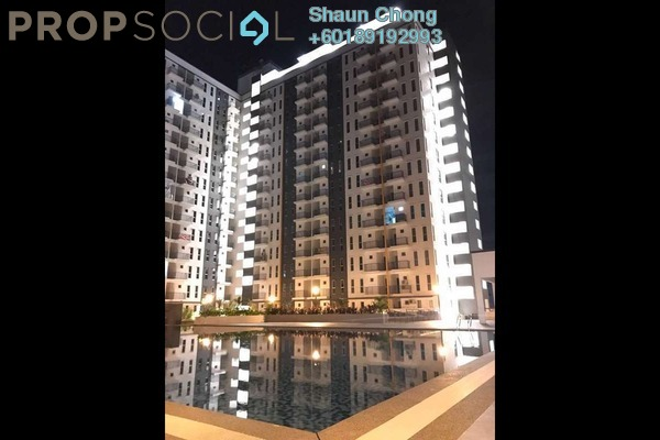 Condominium For Rent in Ascotte Boulevard, Semenyih Freehold Semi Furnished 3R/2B 850translationmissing:en.pricing.unit