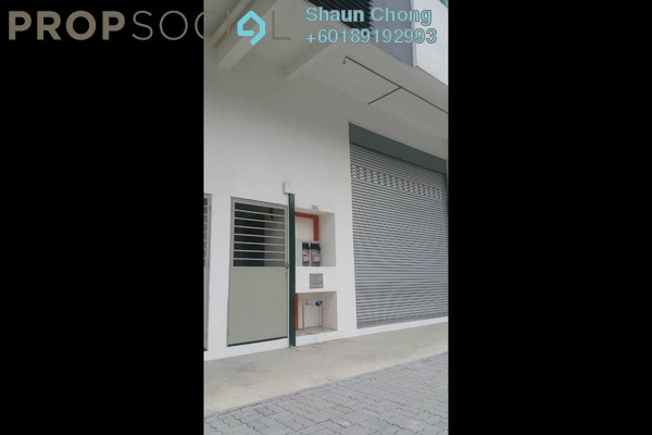Link For Rent in Section 33, Shah Alam Freehold Unfurnished 0R/4B 6k