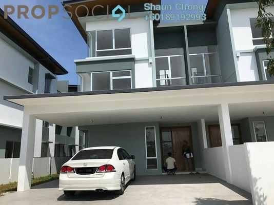 Semi-Detached For Sale in Fairfield Residences @ Tropicana Heights, Kajang Freehold Unfurnished 5R/5B 1.35m