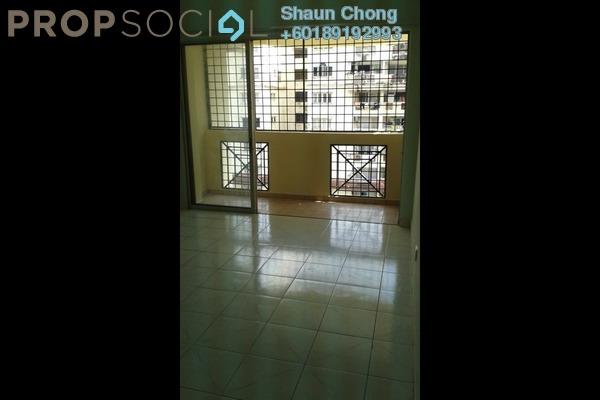 Condominium For Sale in Pandan Mewah Heights, Pandan Indah Freehold Semi Furnished 3R/2B 348k