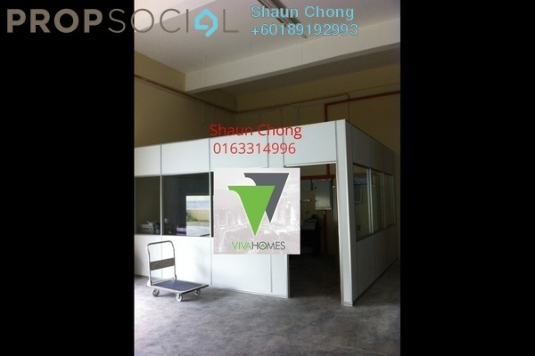 Factory For Sale in Semenyih Hi-Tech Industrial Park, Semenyih Freehold Unfurnished 2R/4B 2.35m
