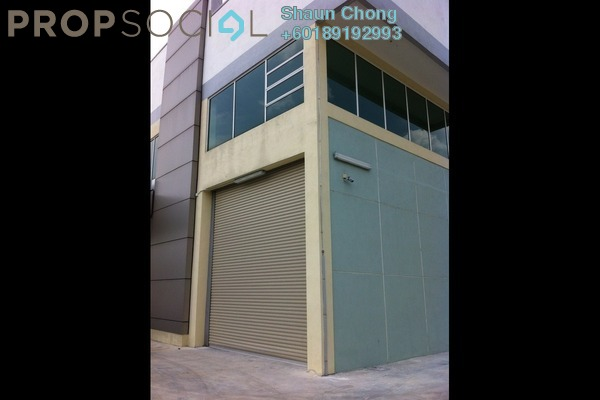 Factory For Sale in Semenyih Hi-Tech Industrial Park, Semenyih Freehold Unfurnished 2R/4B 1.99m