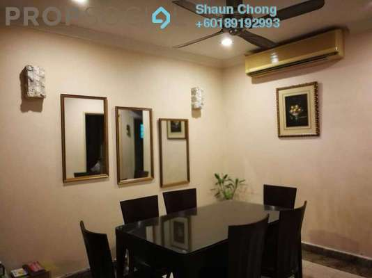 Terrace For Sale in Jelutong Heights, Bukit Jelutong Freehold Fully Furnished 4R/3B 795k