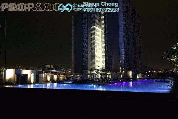 Condominium For Sale in Vina Versatile Homes, Cheras South Freehold Unfurnished 3R/2B 499k