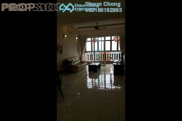 Condominium For Sale in Greenview Residence, Bandar Sungai Long Freehold Fully Furnished 3R/2B 480k