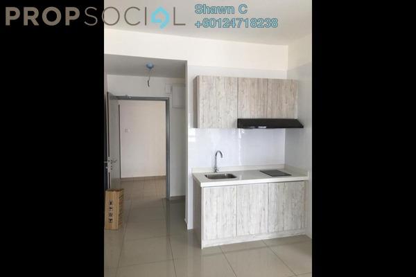 Condominium For Rent in The Edge Residen, Subang Jaya Freehold Semi Furnished 2R/2B 1.4k