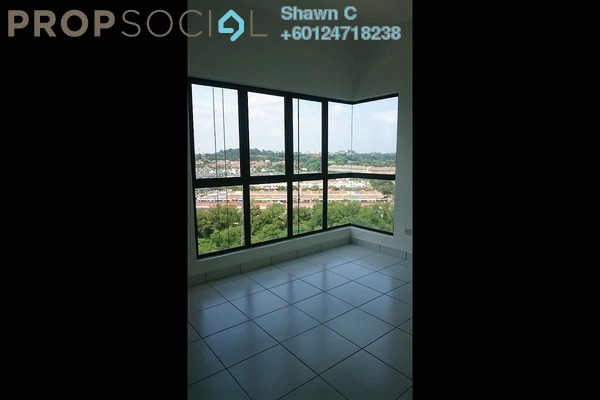Serviced Residence For Rent in Metia Residence, Shah Alam Freehold Unfurnished 3R/2B 1.35k