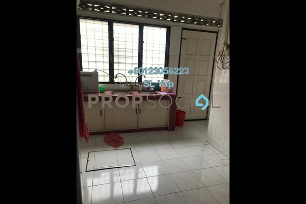 Terrace For Sale in Taman OUG, Old Klang Road Freehold Unfurnished 4R/3B 920k