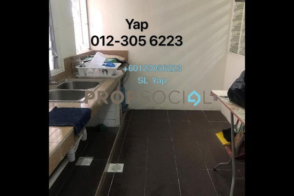 Apartment For Sale in Taman Bukit Cheras, Cheras Freehold Unfurnished 3R/1B 200k