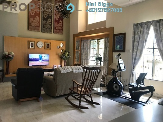 Semi-Detached For Sale in Laman Ara, Ara Damansara Freehold Semi Furnished 5R/6B 5.7m