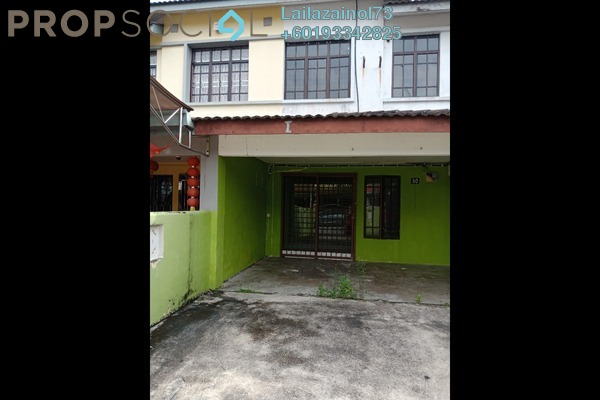 Terrace For Rent in Desa Kasia, Putra Nilai Freehold Unfurnished 4R/3B 1.5k