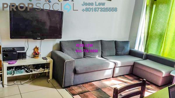 Duplex For Rent in The Scott Garden, Old Klang Road Freehold Fully Furnished 2R/2B 2k